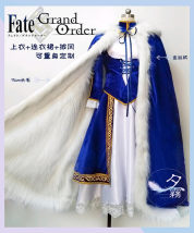 Cosplay women's wear suit Customized Over 14 years old Skirt + Cape top comic L m s XL tailored Feier animation Fan yuzhai Women's size