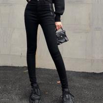 Jeans Autumn 2020 Black [in stock], black [30 days in advance] S,M,L