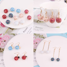 Other DIY accessories Loose beads other 0.01-0.99 yuan Flash ball 6 colors 1 flash ball water powder 1 flash ball white 1 flash ball rose red 1 flash ball light blue 1 flash ball grey blue 1 flash ball bright red 1 brand new Fresh out of the oven Laxiaoyu Lala Flashball