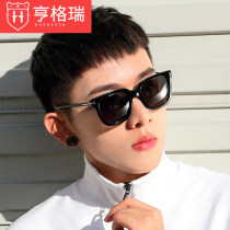 Sun glasses Personality elegant avant-garde gorgeous classic simple comfortable sports Round face long face square face oval face currency resin Less than 100 yuan Howgreen / Hendry Mirror cloth and mirror box Anti UVA, anti UVB polarization HGR-731 Mirror radian and frame tightness Taizhou
