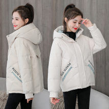 Cotton padded clothes Off white, black, dark blue, yellow, red, bean green S [recommended 80 Jin - 100 Jin], m [recommended 100-115 Jin], l [recommended 115 Jin - 130 Jin], XL [recommended 130 Jin - 145 Jin], 2XL [recommended 145 Jin - 160 Jin], 3XL [recommended 160 Jin - 180 Jin] Winter 2020 zipper