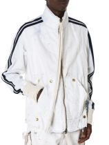 Jacket TTULF Youth fashion white 1 yard (small spot) 2 yard (small spot) 3 yard reservation (end of August) 4 yard reservation (end of August) standard Other leisure Four seasons