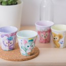 Handy cup Cartoon 201ml (inclusive) - 300ml (inclusive) other Duffy bear ballet rabbit Tony cat Sherry may other Chinese Mainland Cartoon Self made pictures Seven hundred and sixty RMB 10-19.9 Cartoon public Daily gift giving bedroom no