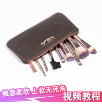 Make up brush Other / other man-made fiber coffee Long rod Normal specification Any skin type 3 years Others Others