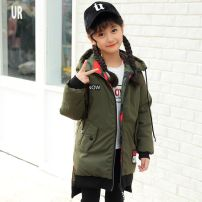 Cotton padded jacket Other / other Army green red black 110cm (110cm suggested height 110cm) 120cm (120cm suggested height 120cm) 130cm (130cm suggested height 130cm) 140cm (140cm suggested height 140cm) 150cm (150cm suggested height 150cm) 160cm (160cm suggested height 160cm) No detachable cap other