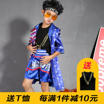 Children's performance clothes Jacket and shorts suit male 120cm 130cm 140cm 150cm 160cm 165cm 170cm Dayang Danmei Class B T1751B# other Other 100% other