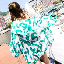 short coat Summer of 2018 MLXL2XL Green feather banana red feather Long sleeves routine Thin money singleton  easy commute Bat sleeve Hood zipper