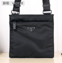 Men's bag The single shoulder bag Nylon  Other / other Elegant black fashion royal blue brand new business affairs Business / OL zipper soft Small no Zipper hidden bag mobile phone bag sandwich zipper bag Solid color Yes Single root youth Vertical square nylon Splicing 0978 Telescopic handle