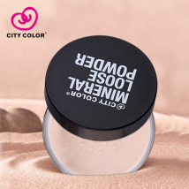 Honey powder / loose powder city color China Normal specification no Skin color, make-up, invisible pores, moisturizing and oil control 01 Ivory 02 light complexion 03 light apricot 04 healthy 05 natural 9.6g Super model series silk penetrating honey powder
