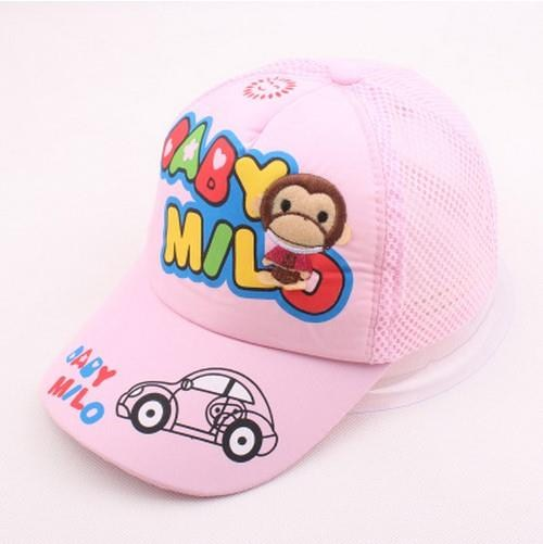Hat Average size About 2-8 years old, head circumference 48-54 neutral peaked cap dome other Other / other Flat eaves Seventy-seven