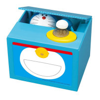 Doll / Ornament / hardware doll goods in stock Blue fat man with voice comic Japan Japanese version of domestic stock Plastic Doraemon / robotic cat Office ornaments, home ornaments, desktop ornaments shine Doraemon