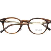 Spectacle frame Чистый титан Полный кадр Цвет коричневый Темно-коричневый мужчина 145mm 48mm 22mm 45mm Гарантия качества QS
