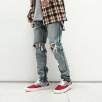 Jeans other blue black SAINT MANSHION S M L XL 2XL Other leisure trousers
