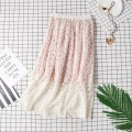 skirt Summer of 2018 Average size Rice grey crocus pink grey Other / other