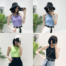 Vest sling Summer of 2018 Purple green blue black Average size singleton  have cash less than that is registered in the accounts Self cultivation commute other 18-24 years old 31% (inclusive) - 50% (inclusive) 060402 Other / other