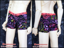 BJD doll zone trousers 1/3 Over 14 years old Customized In stock, it will be delivered on the same day and within 5 days after delivery Uncle, 1 pair of underpants (non human items) 1 / 3, 1 pair of underpants (non human items) 1 / 4, 1 pair of underpants (non human items)