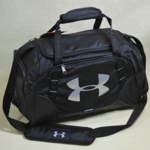 The single shoulder bag Under Armour Greyish red midnight blue camouflage light grey black For men and women one million three hundred and one thousand three hundred and ninety-one The single shoulder bag zipper 32 L (XS) 41 L (SM) 61 L (MD) 34.99USD polyester fiber Medium and small size
