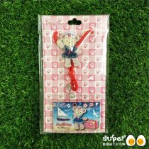 Cartoon card / Pendant / stationery