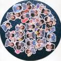 Stickers Other / other FF GH Single size 3cm single size 4.5cm