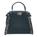 Bag handbag cowhide Killer bag FENDI HBA061107 24x11x18cm cowhide