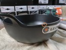 Wok General application of gas electromagnetic range Uncoated cast iron 24cm Le creuse Twenty-four