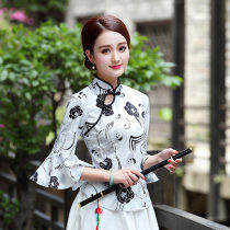 jacket Spring of 2018 Decor top [single piece] Decor Top + hand painted skirt [set] S M L XL XXL 18-25 years old