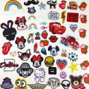 Cloth stickers DIY Cartoon animation