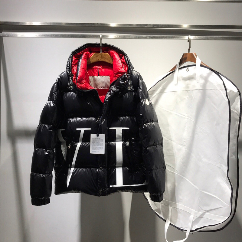 Down Jackets black Others White Velvet M L XL 2XL 3XL Fashion City go to work have cash less than that is registered in the accounts thickening 90%