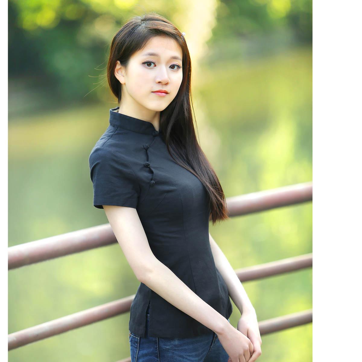 jacket Summer of 2018 S M L XL XXL XXXL Xiaoxiang ink