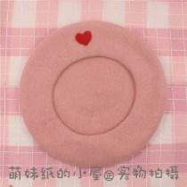Hat wool blend  Adult (56-58cm head circumference) big child (52-54cm head circumference) small child (48-50cm head circumference) Adjustable beret