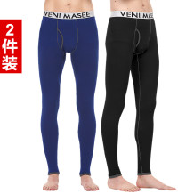 Warm pants Royal Blue + Black Royal Blue + Red Red + black deep purple + Royal Blue Red + deep purple deep purple + Black Royal Blue + royal blue deep purple + deep purple black + black vm1026 170/M175/L180/XL185/XXL Veni masee / vinimash male keep warm trousers other middle-waisted thickening cotton