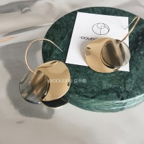 Earrings Alloy / silver / gold 40-49.99 yuan Other / other A single pair female Europe and America goods in stock
