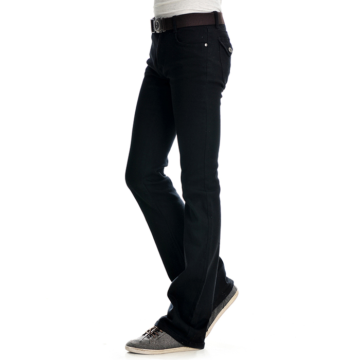 Jeans Fashion City Others 28 (2.16 feet) 29 (2.23 feet) 30 (2.31 feet) 31 (2.39 feet) 32 (2.46 feet) 33 (2.54 feet) 34 (2.62 feet) 36 (2.77 feet) 38 (2.92 feet) Black medium thickness 3a563 black thin 9372 routine Super high elasticity 3A563 trousers Other leisure Four seasons youth Fit flared pants
