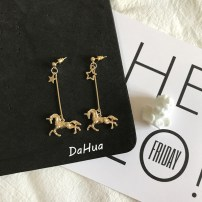 Ear Studs Alloy / silver / gold RMB 1.00-9.99 Other / other No hole ear clip a pair of metal ear nails a pair of 925 Tremella nails a pair brand new Original design goods in stock