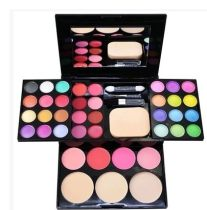 Make up tray No Retouch contour Other /other ADS/Adis Normal specifications 24 color eyeshadow 4 rouge 3 powder cake 8 lipstick