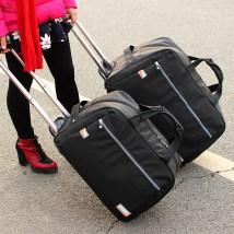 Travel bag другой / другие Оксфордская прядильная иметь Rose red dark brown black army green purple Маленький большой Тип мешка Здесь путешествие Нет ремешка Модная тенденция полиэстер Мягкая ручка Чистый цвет молодежи сетка женщина
