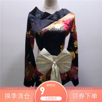 Pajamas / housewear set female Other / other Average size Red flower blue flower black flower other