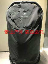 suitcase Arc 'teryx / Archaeopteryx China three thousand and nine hundred For men and women L06998600 / Black / 80L Other sizes Self driving tour yes twenty thousand eight hundred and forty-seven