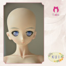 BJD doll zone Body parts 1/3 Over 14 years old Pre sale Skin whitening Single head Evokedoll