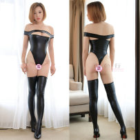one piece  other Average size Single Pu Jumpsuit single Pu sock Pu Jumpsuit + sock Triangle one piece swimsuit No steel support, no chest pad other one hundred and seventy thousand eight hundred and three