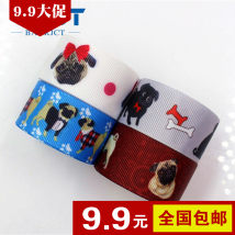 Ribbon / ribbon / cloth ribbon 1 2 3 4 OOOT BAORJCT one hundred and seventy-eight thousand one hundred and seventy-seven 25mm Polyester belt Ribbon