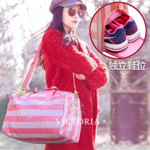 Travel bag No Sunovicky/Snowovic Polyester In Sweetmeat movement Bag type Soft handle European and American fashion Single Yes Polyester
