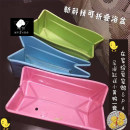 Bath / tub I'm not the second dog It is suitable for dogs under 40 kg. The upgraded version is thickened light pink (for free duckling) and the upgraded version is thickened blue sky (for free duckling) sky blue pink L currency