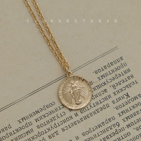 Necklace Alloy / silver / gold 201-300 yuan other Chain length 50cm