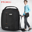 """Men's bag The single shoulder bag nylon Mi Xi Black vertical 8 """"blue vertical 8"""" black vertical 10 """"blue vertical 10"""" brand new leisure time Business / OL zipper soft in no Mobile phone bag certificate bag sandwich zipper bag Solid color Yes Single root youth Vertical square polyester fiber M5191"""