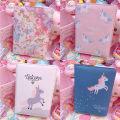 Notebook / Notepad Cartoon Others Others Rainbow Unicorn Pink Unicorn blue flying Unicorn white unicorn One