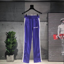 Casual pants Others Youth fashion Pink black red green purple XS S M L XL routine trousers motion easy 020006 Four seasons youth tide 2018 middle-waisted Sports pants Fashion brand