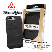 Mobile phone cover / case MAGPUL Europe and America Apple / apple 7plus [tactical] black 7plus [tactical] army green 7plus [tactical] gray 7plus [tactical] sand 7plus [tactical] Orange 7plus [tactical] Pink Field tactical Protective shell Magap patented rubber