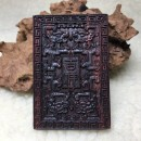 Wood carving other Lucky Ruyi 461 Miss Liu Fozhu