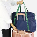 Travel bag nylon Yes Other / other Pink (with rose) gray (with orange) Navy (with dark green) large
